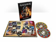 IRON MAIDEN THE BOOK OF SOULS LIVE CHAPTER DELUXE 2CD SET (2017)