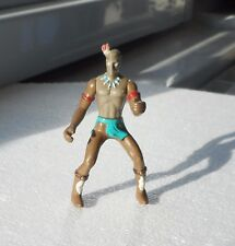 INDIAN WARRIOR RARE ORIGINAL VINTAGE FIGURE