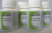 Anti-Mould GUARD & Anti-Fungal Paint Additive-Stops Black Moulds & Fungus 6x50ml