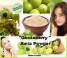 Organic Amla Fruit Powder Indian Gooseberry Emblica Officinalis 100% Pure