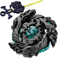 LIMITED EDITION BLACK Beyblade Geist Fafnir Burst STARTER w/ Launcher B-00-122-B