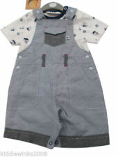 Conjuntos de ropa de niño de 0 a 24 meses en gris con 100% algodón
