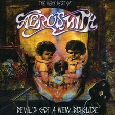 Aerosmith - Devil's Got a New Disguise: The Very Best [New CD]