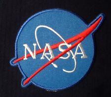 NASA ESPACE VOYAGE SYSTÈME SOLAIRE MARS PROGRAMME SHUTTLE BADGE REPASSER