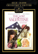 THE LOST VALENTINE (DVD, 2011) - HALLMARK HALL OF FAME - NEW DVD