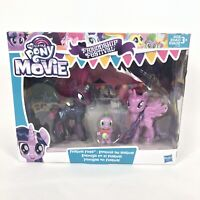 My Little Pony The Movie Friendship Festival Foes Pack Twilight Sparkle Spike
