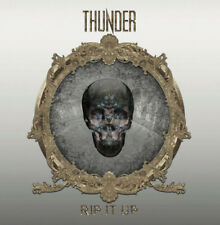 THUNDER Rip It Up 2017 Limited Deluxe Edition 3-CD album NEW/SEALED 100 Club