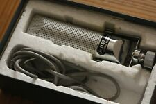 must vintage crystal microphone ribbon convertible