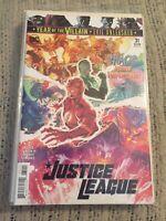 Justice League #31 Year of the Villain Justice / Doom War [DC Comics, 2019]