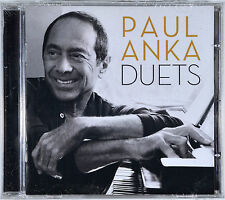 Duets by Paul Anka [Canadian 2 Bonus Tracks Release - Legacy 2013] - NEW