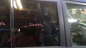 99-05 Suzuki Grand Vitara 99-04 Chevy Tracker RH Rear Door Glass OEM#8454165D20