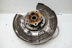 BMW M4 F82 2014 Rear Wheel Hub Upright Knuckle Assembly RHS J163