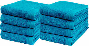 "Weidemans® Premium 8 Pieces Hand Towel Set  8 x Hand Towel(18"" x 30"")"