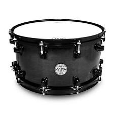 Mapex MPML4800BMB MPX Series Maple Snare Drum, Transparent Black Finish