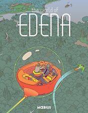 The World of Edena by Moebius Hardcover Dark Horse Books Brand New