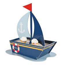 Nautical Baby Shower Cupcake Stand - Party Supplies - 1 Piece