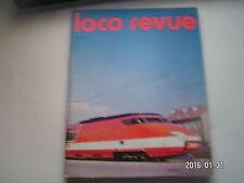 **a Loco Revue n°379 150.P en HO / système TVR / expo SNCF de la Bastille
