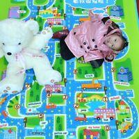 bébé les enfants de tapis jouer mat ville de tapis imperméables à l'eau