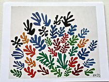 Henri Matisse Poster Print The Sheaf  from Jazz Portfolio Cut-Out Period 13x10
