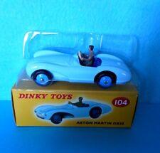 DINKY TOYS # 104 ASTON MARTIN DB3S -  DEAGOSTINI DINKY TOYS Scala 1/43