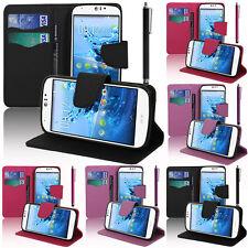 Schutzhülle für Acer Liquid Jade Z S57 Handy Brieftasche Kunststoff TPU Case
