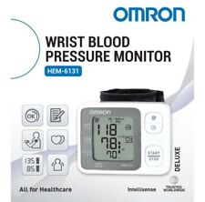 Omron HEM-6131 Automatic Wrist Blood Pressure Monitor  FS