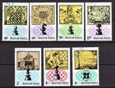 HUNGARY - 1974. Chess Federation set - Used (250)
