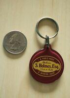 Holiday Inn Union Square S. Holmes ESQ. San Francisco FOB Keychain Key Ring
