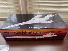 1 200 British Airways Concorde G-Bbdg Negus Red Tail Livery Ard2032
