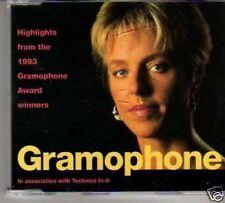 (209M) Various Artists The 1993 Gramophone award- DJ CD