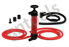 Fuel, Oil, Water, Fluid Liquid Removal / Extractor Transfer Pump Mechanics Tool