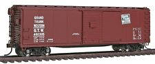 Spur H0 - Atlas Boxcar Grand Trunk Western -- 64212 NEU