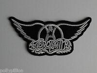 Aerosmith Sew or Iron On Patch