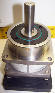 MICRON ACCU-TRUE AT010-010-SO PLANETARY GEARHEAD 10:1 RATIO 34-512-294-3205