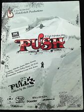 Push Ski Movie - 2 Disc DVD, Matchstick Productions, Aus Seller, Free Postage