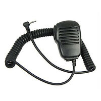 Waterproof shoulder remote PTT For 1 pin Motorola talkabout two-way radios P7W4