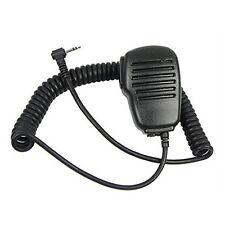 Waterproof shoulder remote PTT For 1 pin Motorola talkabout two-way radios P7W4