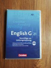 English G 21 A3 Leistungsmessung Digital Teaching Aids. Software für LehrerInnen