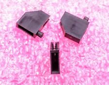 H-1RV - LED Mounting Hardware Holder 3mm 2 Level Black, Lot of  25.