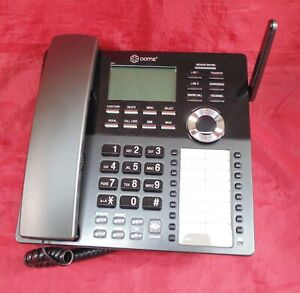 NEW OOMA DP1 WIRELESS BUSINESS VOIP BLACK OFFICE DESK PHONE W/BOX