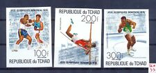 Chad, Tchad 1976 Summer Olympics set MNH VF.