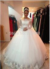 ☆☆☆CF Robe de mariée mariage soirée wedding evening dress