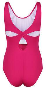 Ladies Tactel Fashion Leotard Dance Ballet - DL007   Pink