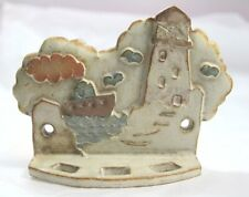 Pottery Lighthouse / Seascape Rack For Toothbushes for example