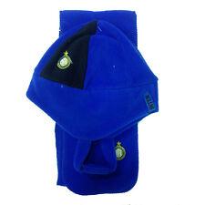 INTER set sciarpa+cappello blu con paraorecchie in morbido pile da bimbo 821eac8b95fa