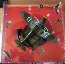 "DIE CAST "" MESSERSCHMITT BF 109 K-4 GERMANY "" SCALA 1/72"