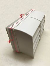 """8""""x4"""" Screen / Filter for Portable Air Conditioner, Exhaust tube / hose screen"""