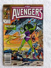 The Avengers #281 (Jul 1987, Marvel) Vol #1 Newsstand VG