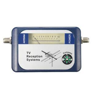 Tv Antenne Finder Digital Antenne Terrestrische Signal Stärke Meter Zeiger  D4N1