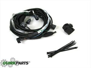 Jeep Liberty Dodge Nitro TOW WIRING HARNESS FOR TRAILER TOWING OEM NEW MOPAR